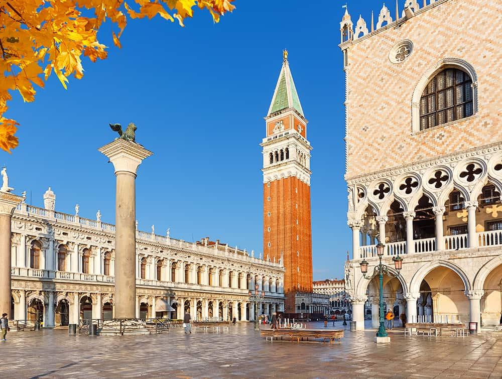 San Marco Meydanı Venedik