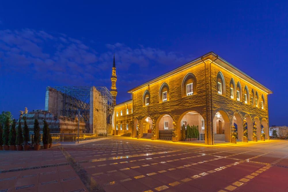Hacı Bayram Veli Camisi, Ankara