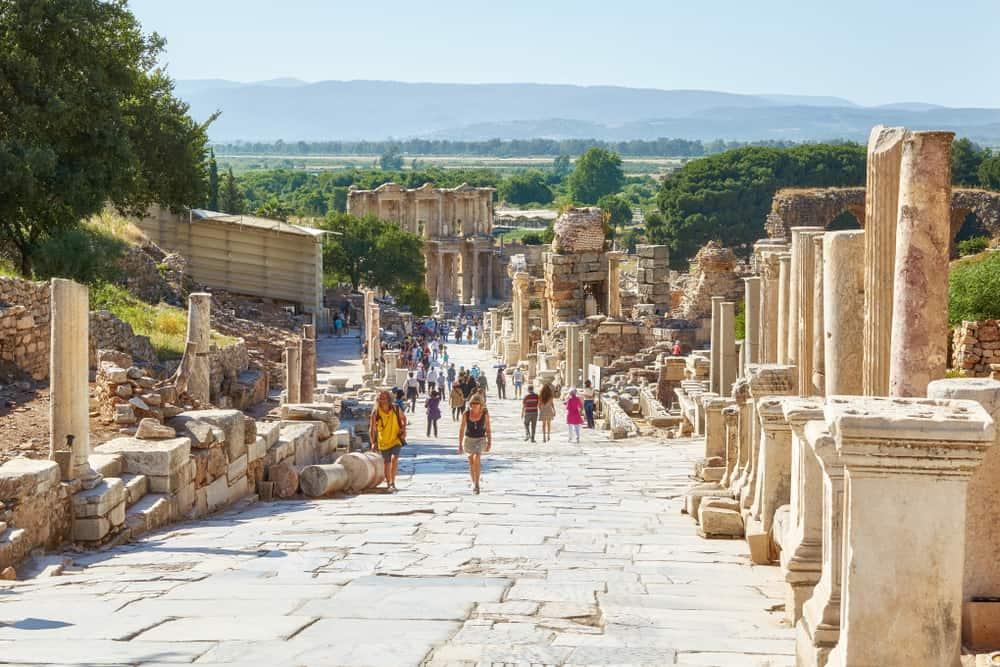 Efes Antik Kenti, Selçuk