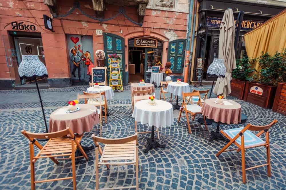 Lviv Kafe