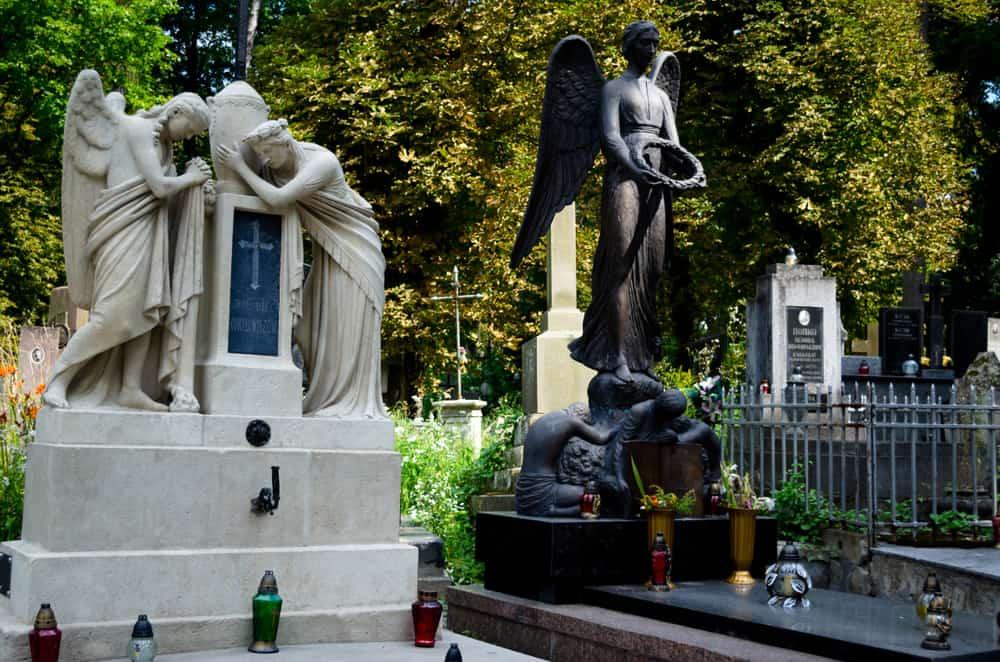 Lychakivsky Mezarlığı Lviv
