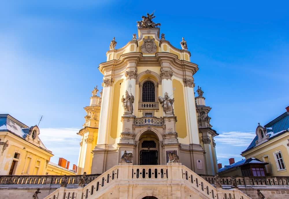 St George's Katedrali Lviv