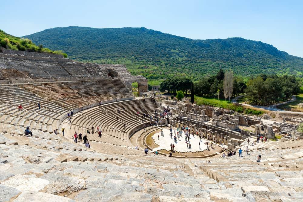 Efes Antik Tyatro