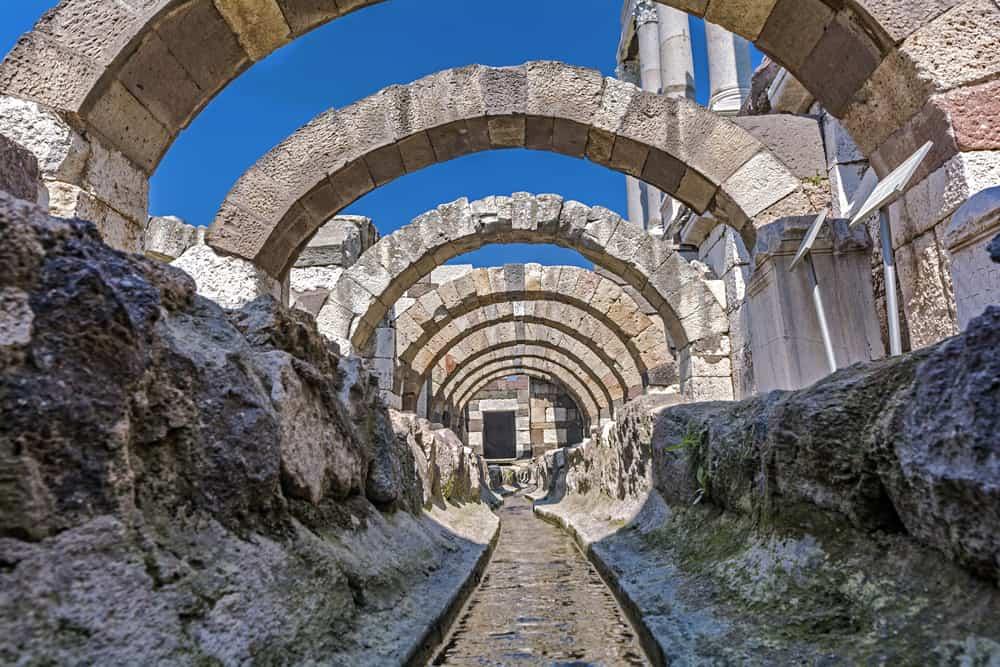 Agora Antik Kenti, İzmir