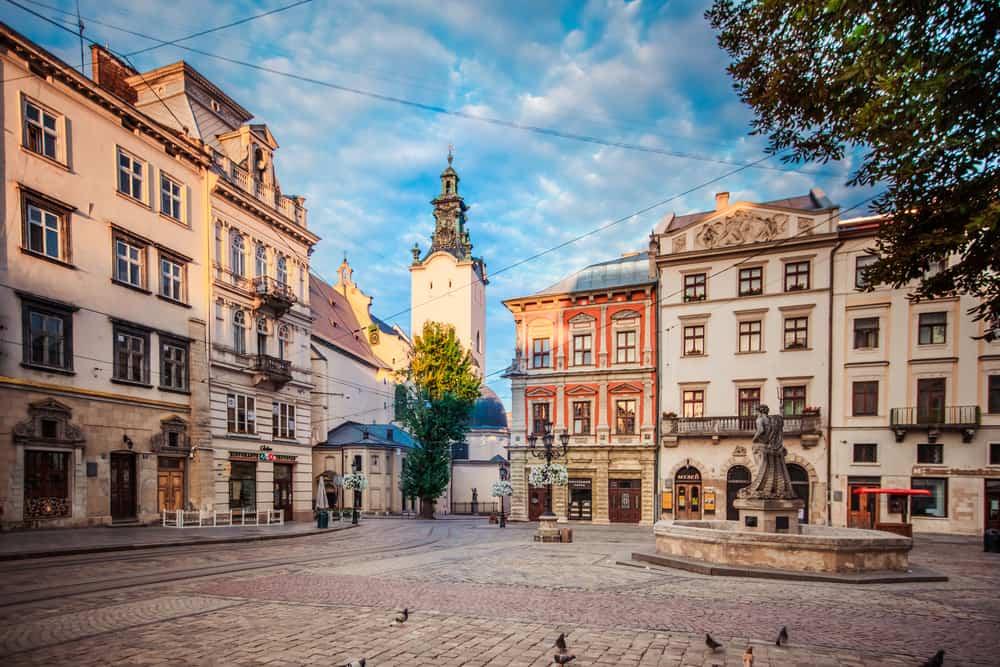 Rynok Meydanı Lviv