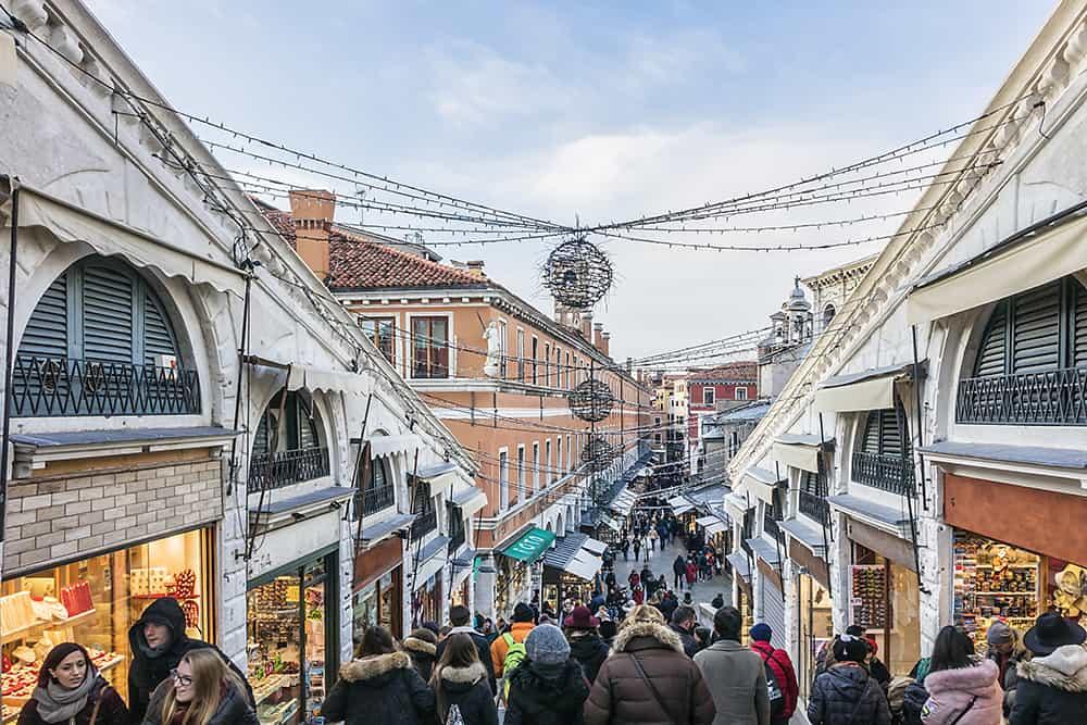 Venedik Alışveriş
