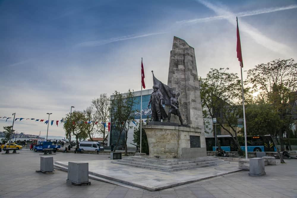 Barbaros Parkı Beşiktaş