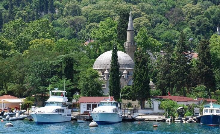 Bebek Hümayun-u Abad Camii