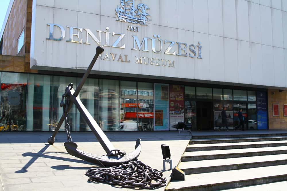 Deniz Müzesi Beşiktaş