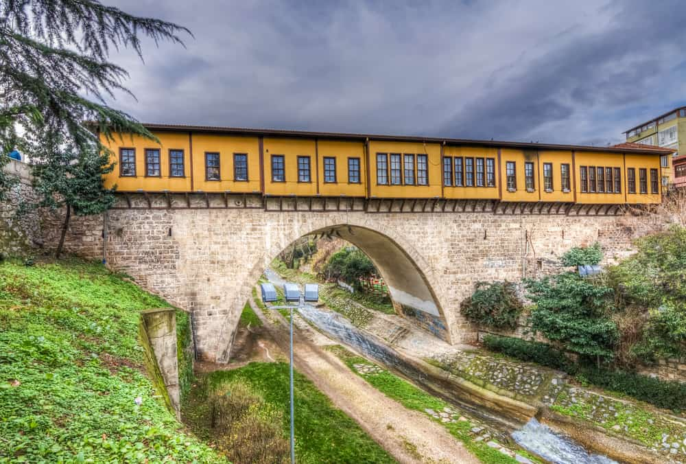 Irgandı Köprüsü, Bursa