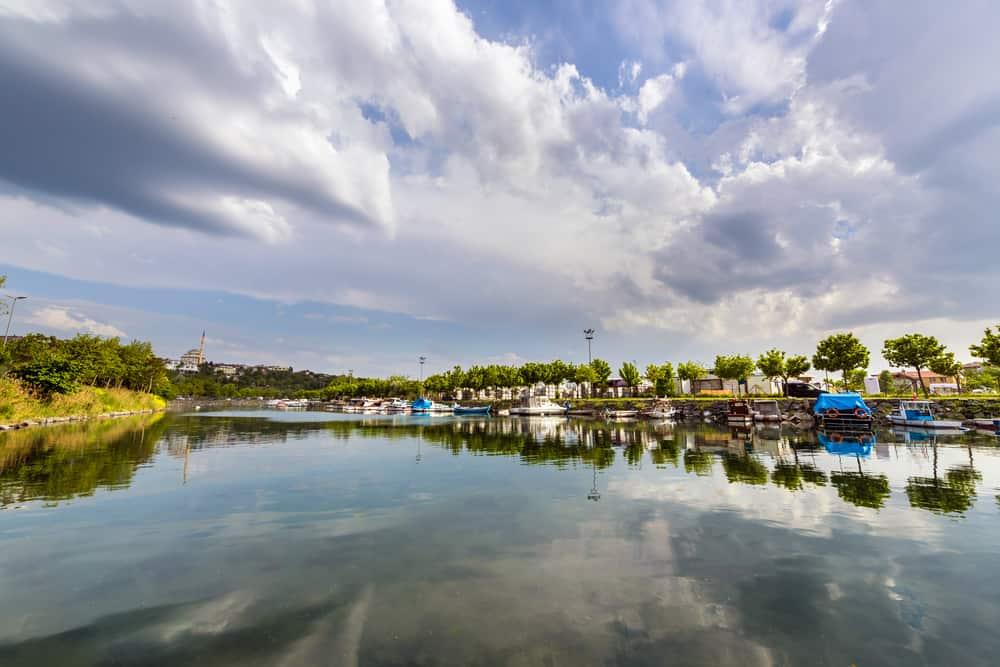 Küçükçekmece'de Gezilecek Yerler- Küçükçekmece Gölü