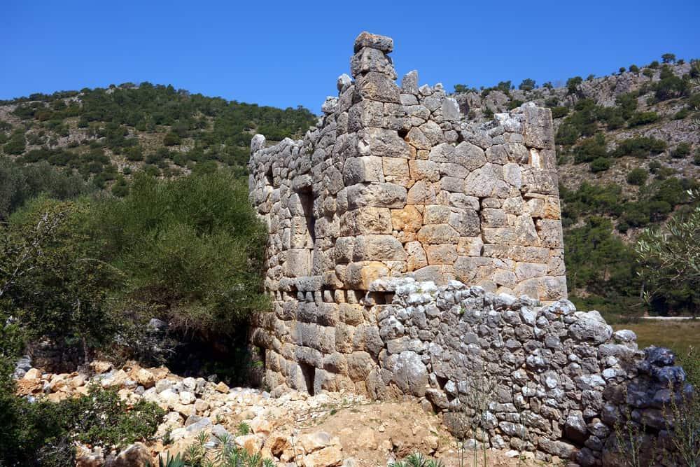 Kadyanda (Cadianda) Antik Kenti Fethiye