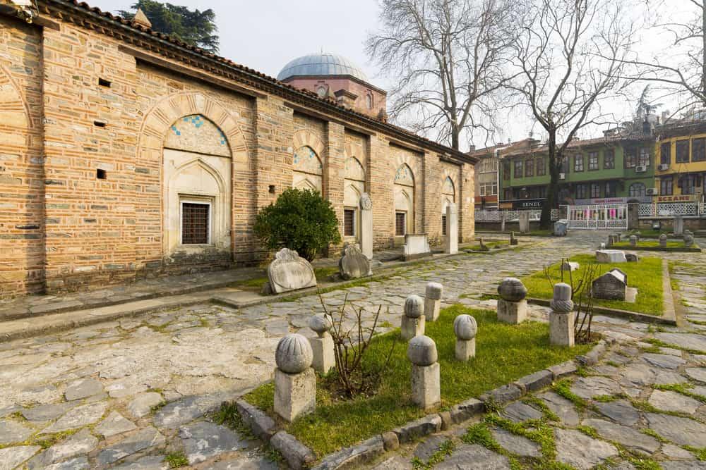 Türk İslam Eserleri Müzesi (Yeşil Medrese)