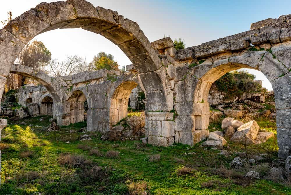 Tlos Antik Kenti Fethiye