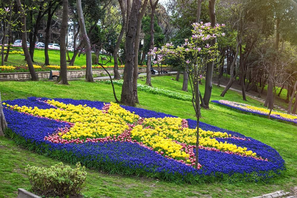 Yıldız Sarayı ve Parkı Beşiktaş