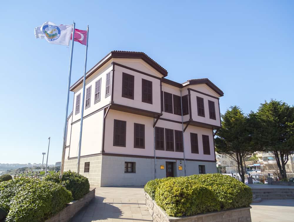 Avcılar'da Gezilecek Yerler- Atatürk Evi