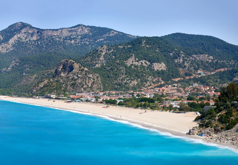Belcekız Plajı, Fethiye
