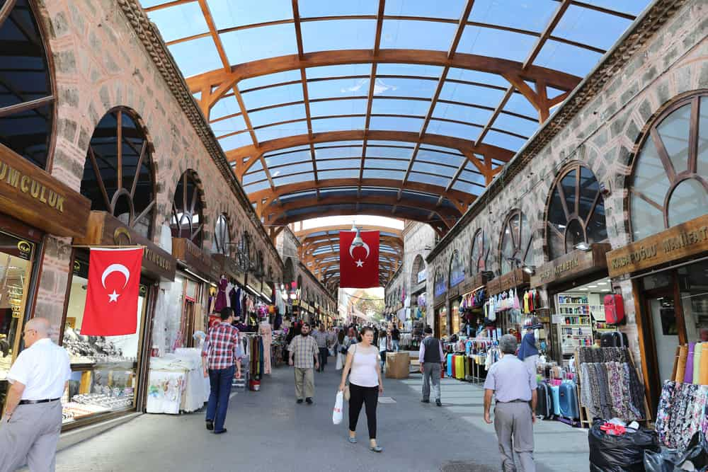 Kapalı Çarşı, Bursa