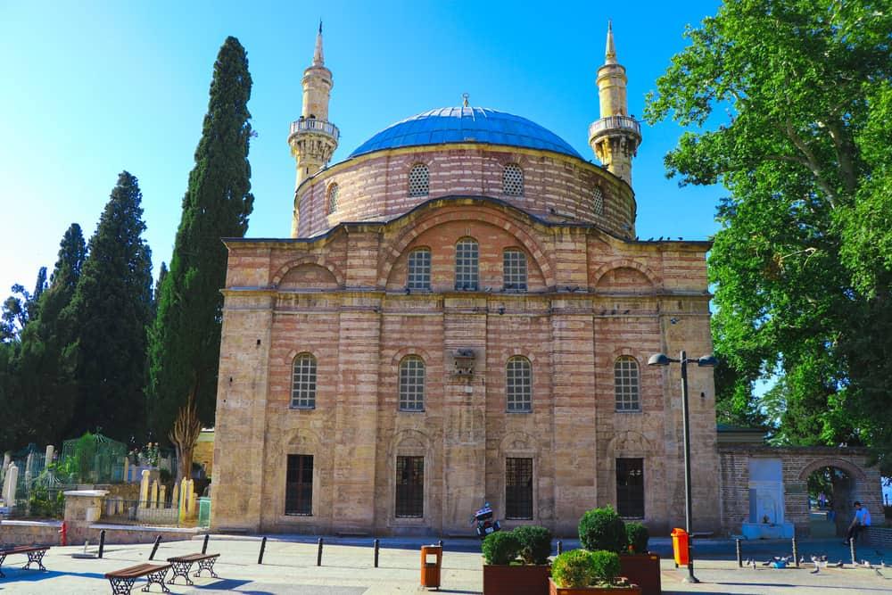 Emir Sultan Camii ve Külliyesi, Bursa