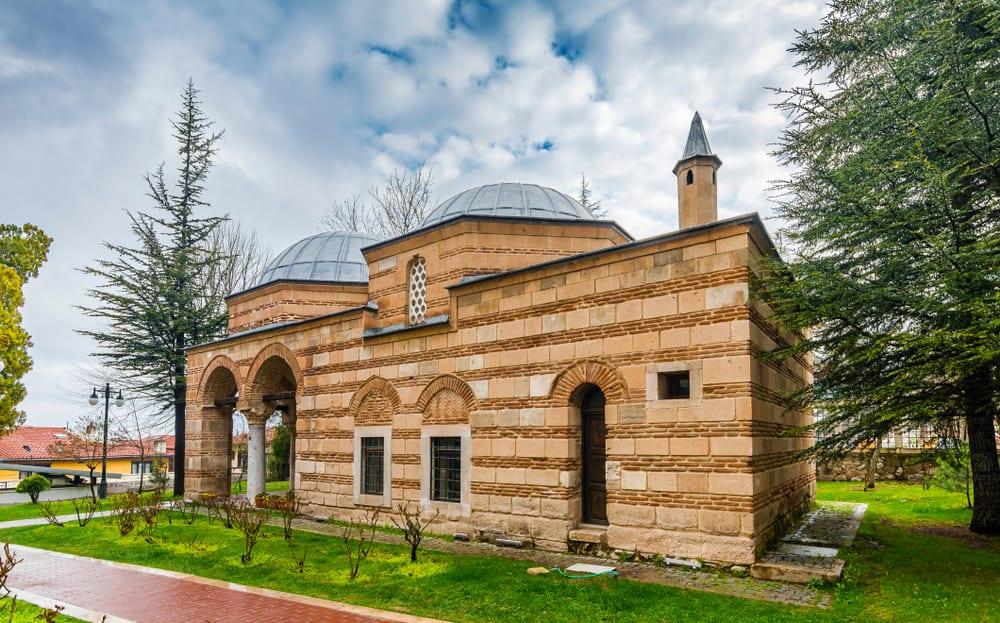 Kurşunlu Camii ve Külliyesi