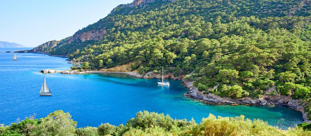 Gemiler Adası Koyu