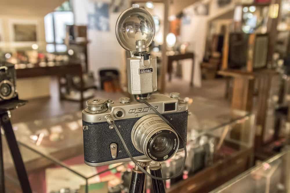 Bakırköy'de Gezilecek Yerler- Hilmi Nakıpoğlu Fotoğraf Makineleri Müzesi