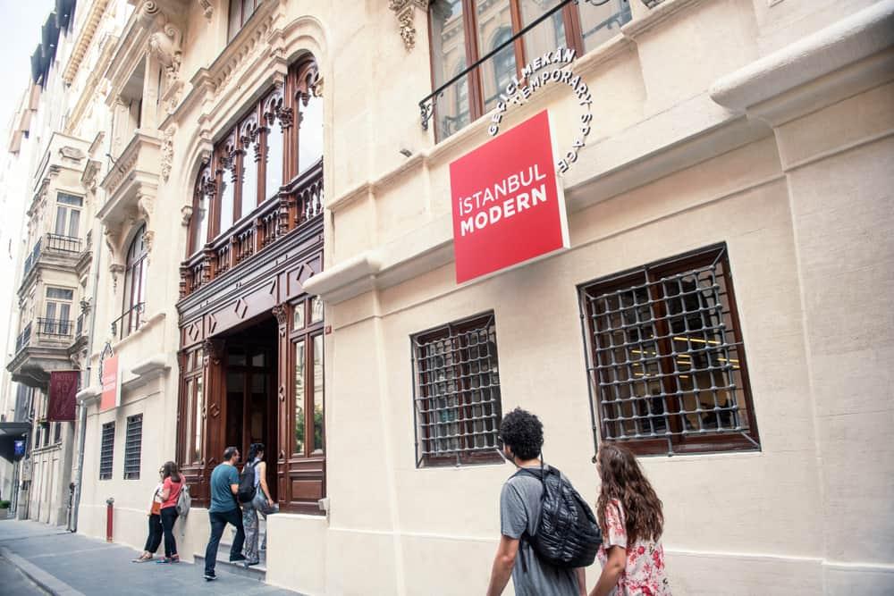 İstanbul Modern Sanatlar Müzesi, İstanbul