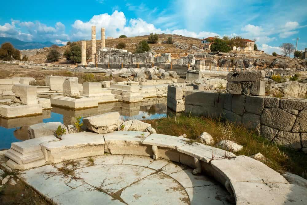 Xanthos Antik Kenti Fethiye