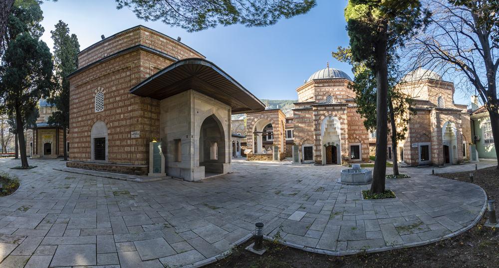 Muradiye Külliyesi, Bursa