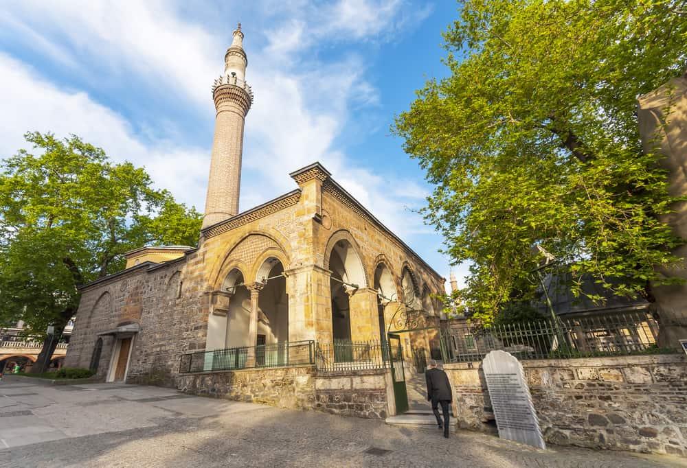 Orhan Gazi Türbesi, Bursa