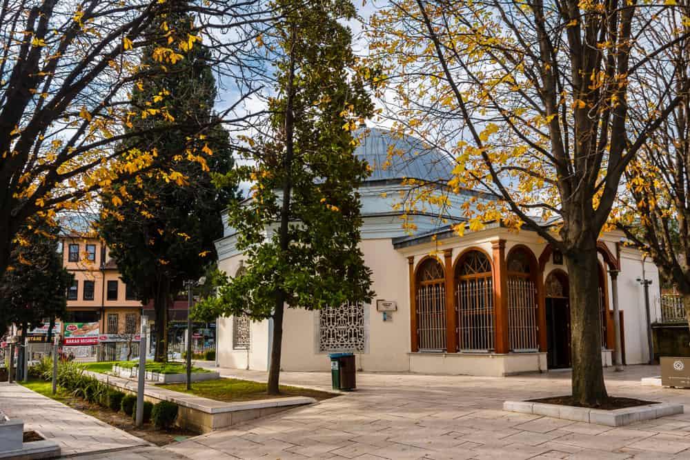 Osman Gazi Türbesi, Bursa