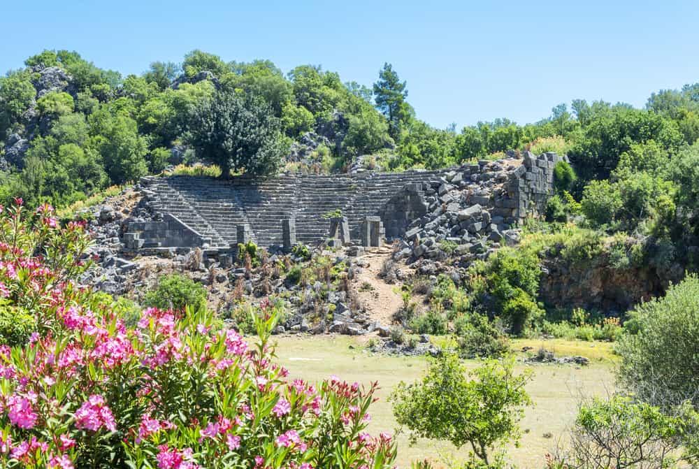 Fethiye Patara Antik Kenti