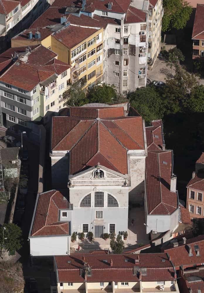 Bakırköy'de Gezilecek Yerler- Surp Astvazazin Ermeni Kilisesi