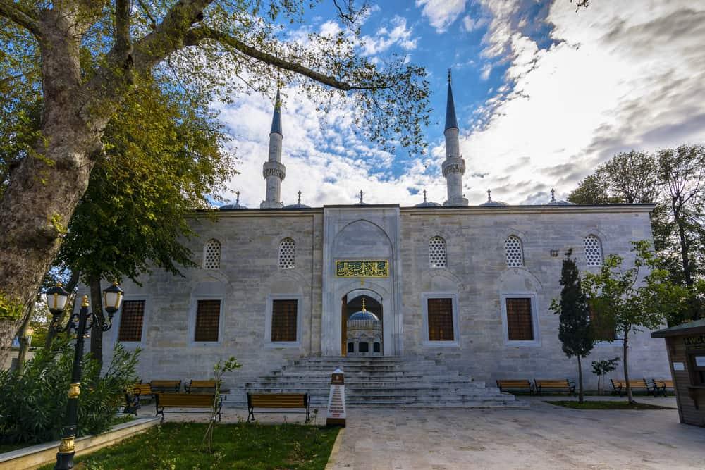 Yeni Valide Camii ve Külliyesi Üsküdar