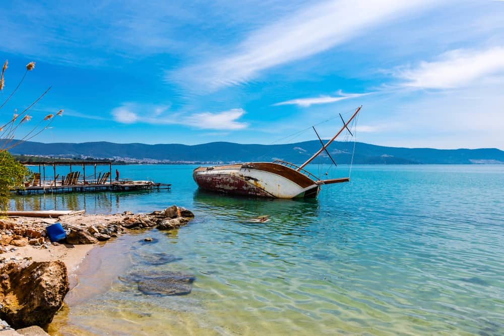 Akbük Plajı Didim