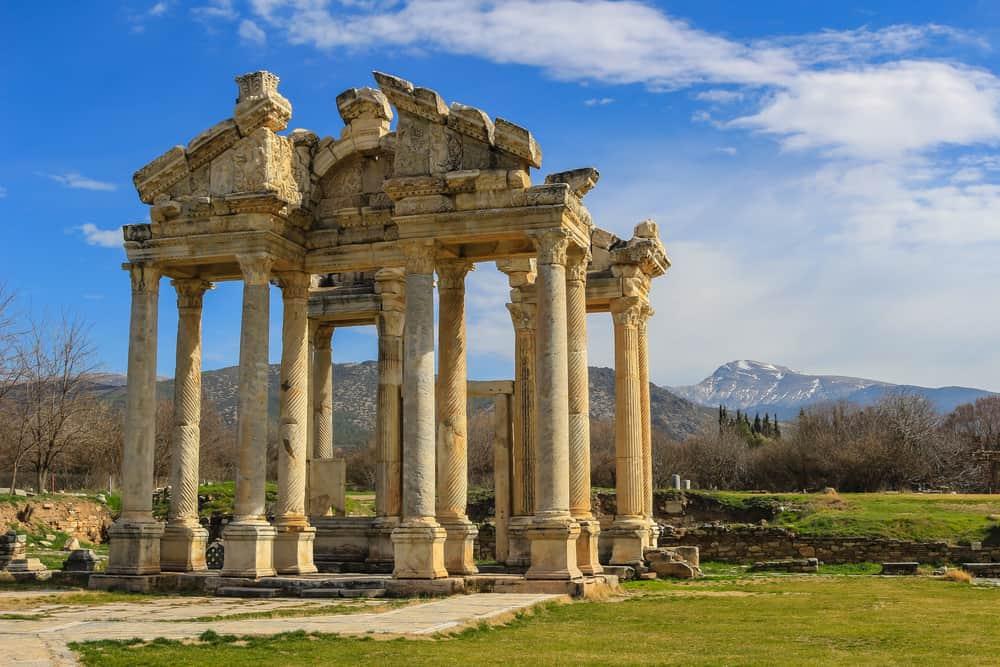 Aphrodisias Antik Kenti Aydın