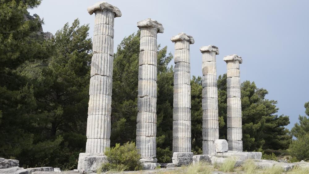 Priene Antik Kenti Aydın