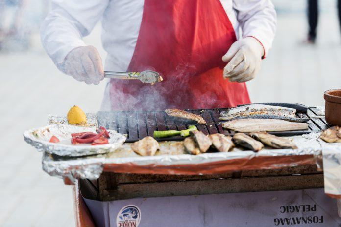 Türkiye'deki sokak lezzetleri