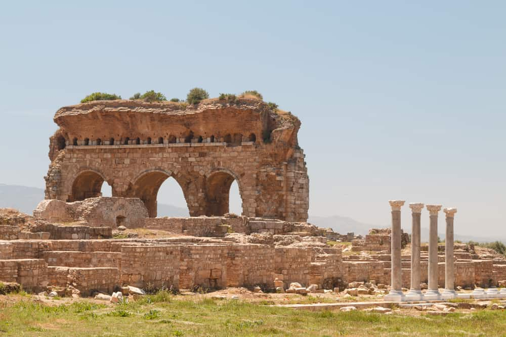 Tralleis Antik Kenti Aydın