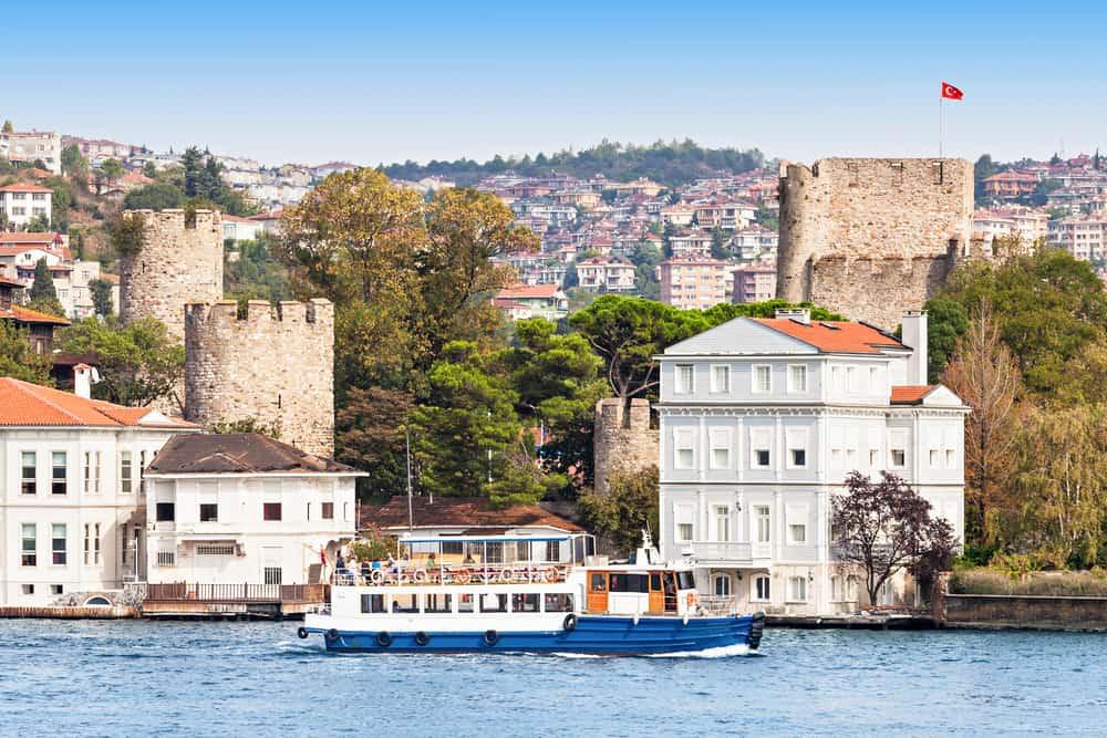 Anadolu Hisarı, İstanbul