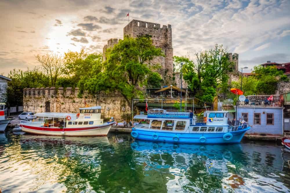 Anadolu Hisarı, Beykoz