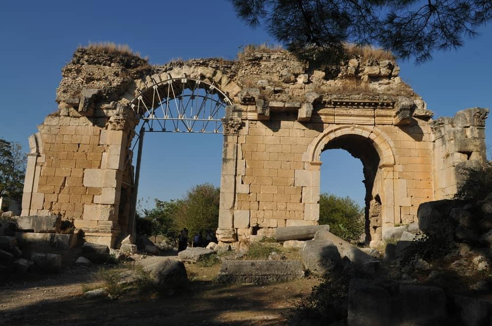 Anavarza Antik Yerleşimi, Kozan, Adana