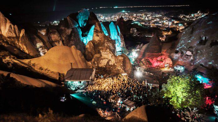 Cappadox, Haziran, Nevşehir