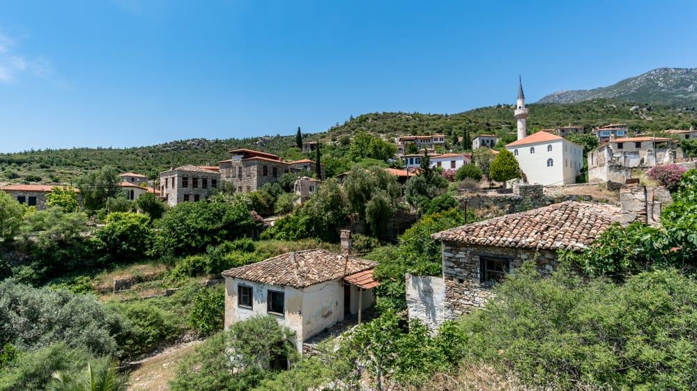 doğanbey köyü