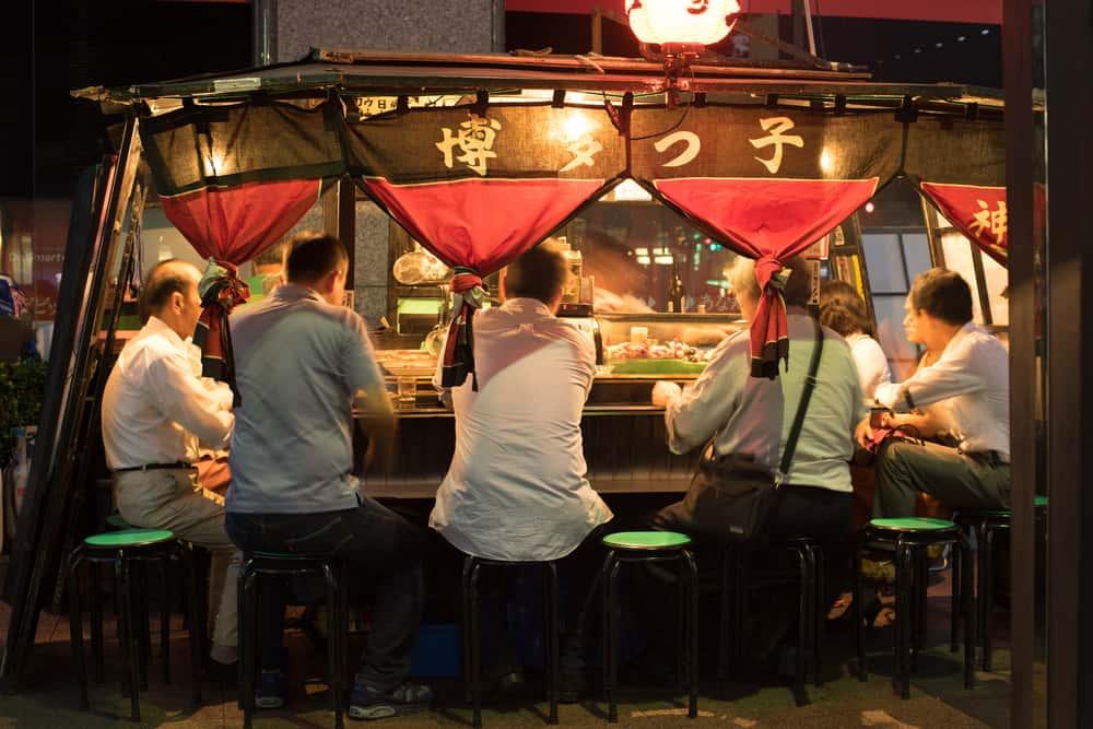 fukuoka street food