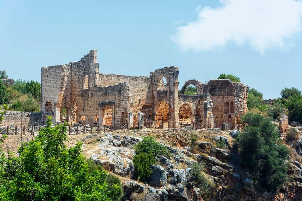 Kanlıdivane Antik Kenti
