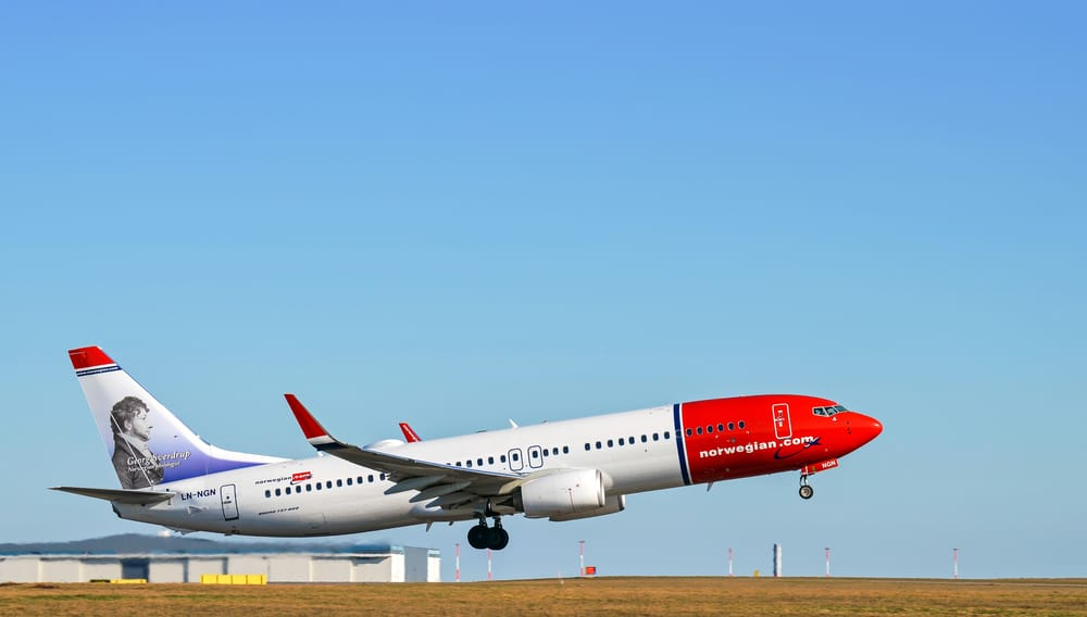 norwegian title shuttle
