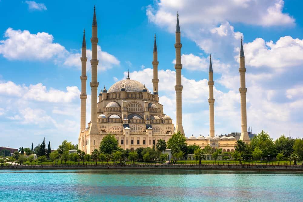 Sabanci Camii Adana