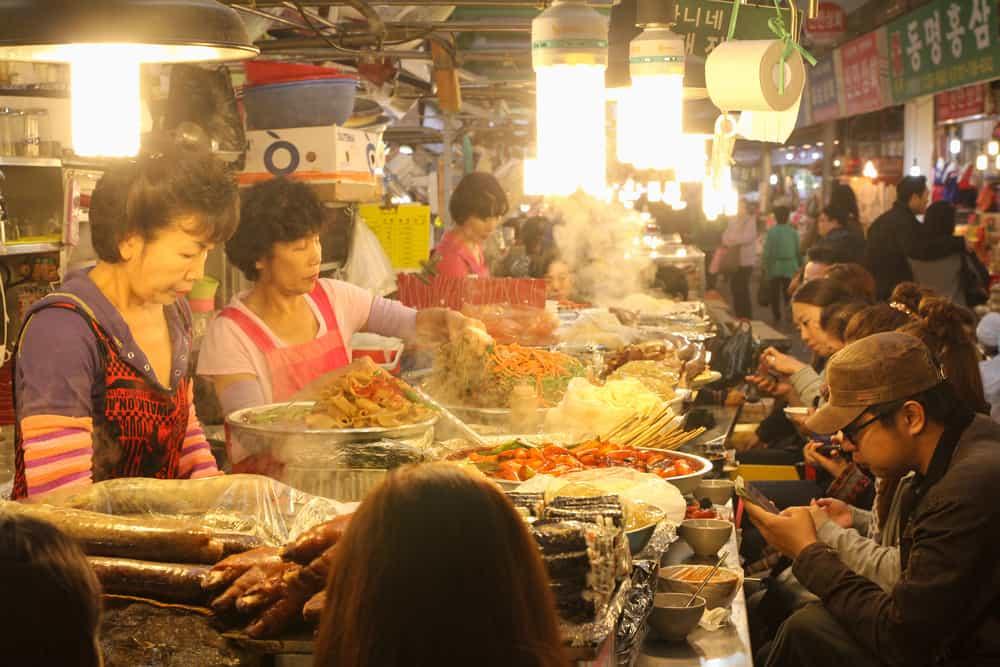 seul street food
