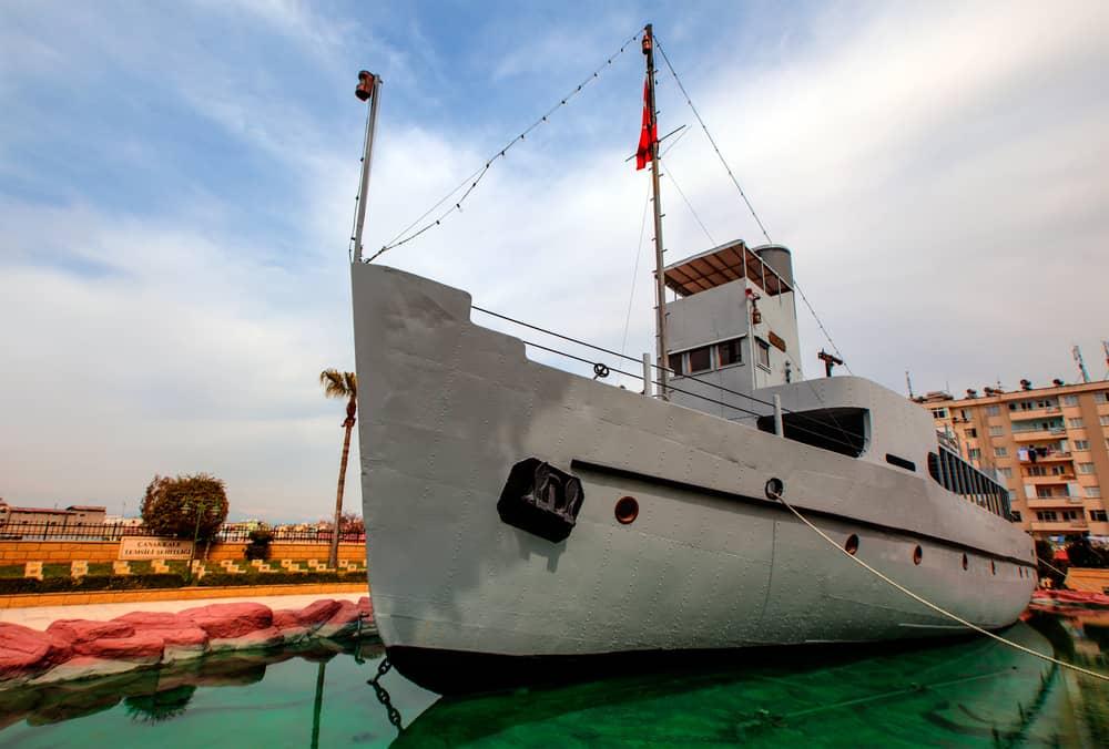 tarsus mayın gemisi